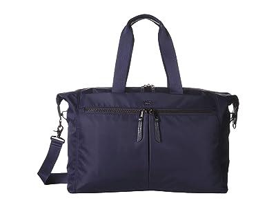 KNOMO London 15 Stratton Travel Duffel (Dark Navy) Bags