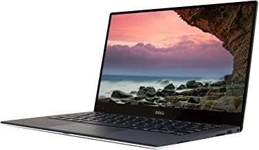 Dell XPS 13 9360 13.3 inches HD Laptop, Core i7-7560U 2.4GHz, 16GB, 512GB Solid State Drive, Windows 10 Pro 64Bit, Webcam,...