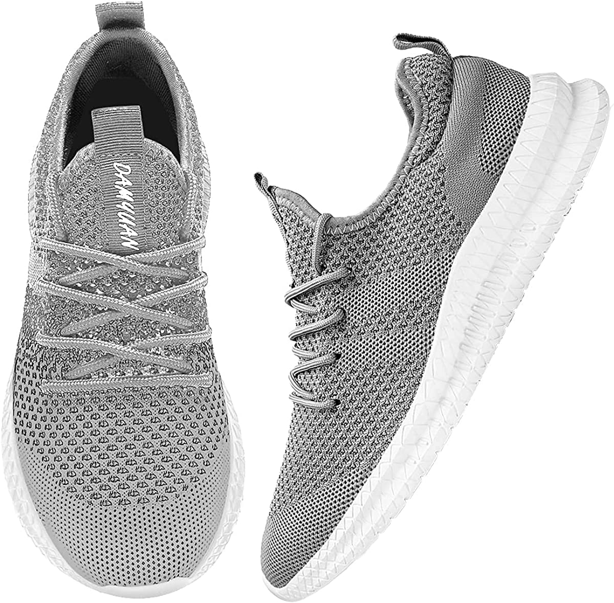 Yytlch Mens Tennis Shoes Non Slip Max 87% OFF Running Light quality assurance Breathable