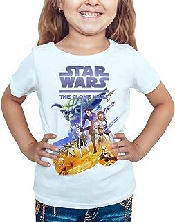 Camiseta Niña - Unisex Star Wars, The Clone Wars