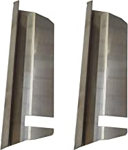 Cookingstar 2-Pack Stainless Steel Divider for Broil King Signet and Sovereign Model Gas Grills(13.75