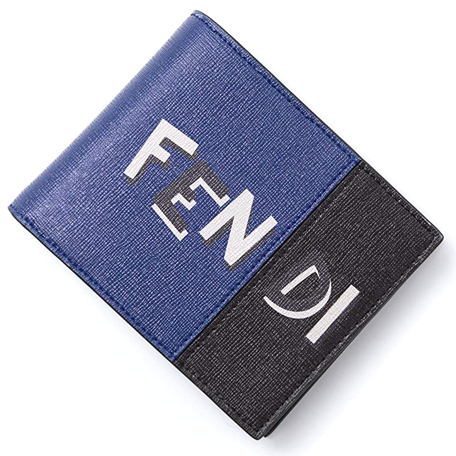 土地マウスピースヤング(フェンディ) FENDI 2つ折り財布 小銭入れ付き [並行輸入品]