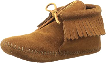 Minnetonka Classic Fringe Boot (Toddler/Little Kid/Big Kid)