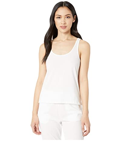 Skin Natural Skin Jenica Organic Cotton Tank (White) Women