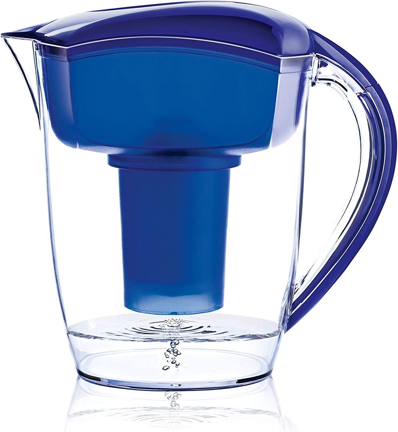 Santevia Water Systems Alkaline Water Pitcher (bluee)