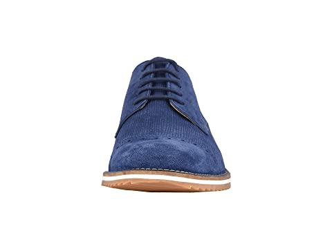 Outlet Discounts Steve Madden Flyte Navy Suede Inexpensive Cheap Online Big Sale Cheap Price Cheap How Much Pick A Best Sale Online eyFDAxH7D