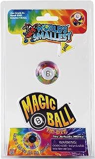 Worlds Smallest Magic 8 Ball Tie Dye, Multi, Model:5140