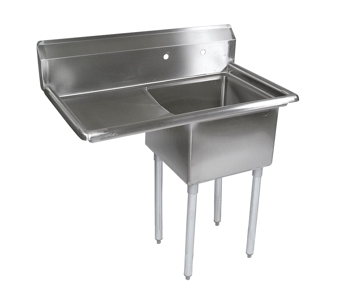 Sales of SALE items from new works John Boos E Series Stainless Steel Bowl Limited time for free shipping Deep Compar 1 Sink 12