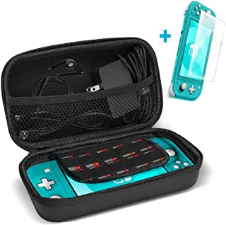 ProCase Carrying Case Compatible with Nintendo Switch Lite with Screen Protector, Portable Travel Carry Case Hard Shell 2 ...