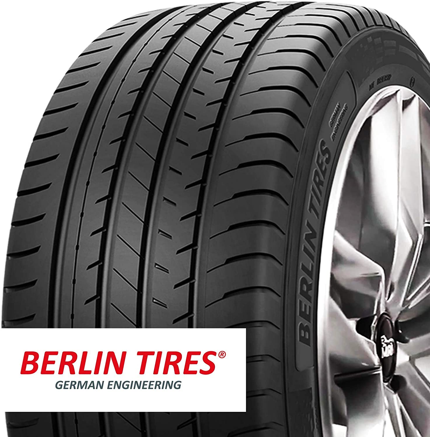Berlin Tires Summer Uhp 1 Xl 225 45 18 95 W B C 72db Sommer Pkw Auto
