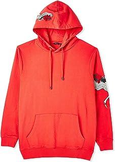 Iconic Hoodie for Women - Orange