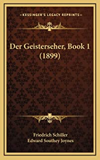 Der Geisterseher, Book 1 (1899)