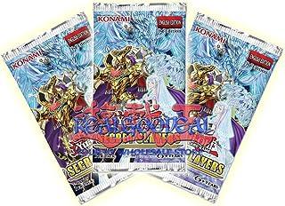 YuGiOh Secret Slayers Booster Packs x3