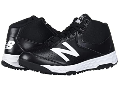 New Balance Fresh Foam 950v3 Mid Umpire (Black/White) Men