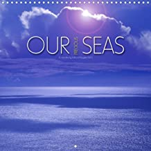 OUR PRECIOUS SEAS (Wall Calendar 2020 300 × 300 mm Square): A collecction of superb seascapes (Monthly calendar, 14 pages )