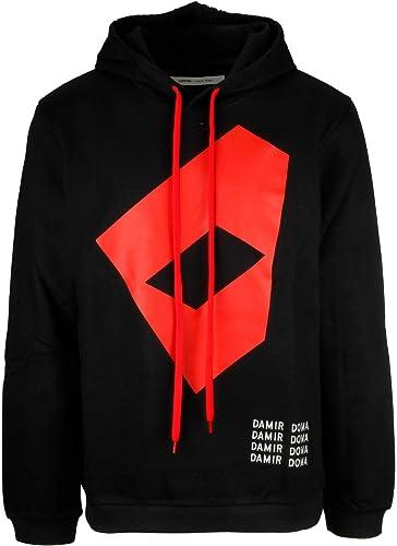 DAMIR DOMA Luxury mode Homme CF1M0006J153099 Noir Sweatshirt   Saison Perhommeent