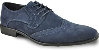 Men Dress Shoe King Classic Oxford Leather Lining - Wide Width Available