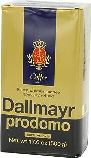dallmayr prodomo coffee