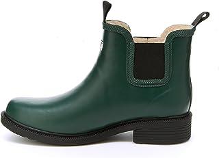 JBU by Jambu Women's Chelsea Rain Boot Waterproof Ankle