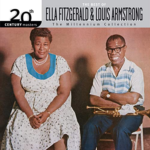 Dream A Little Dream Of Me Single Version By Ella Fitzgerald Louis Armstrong On Amazon Music