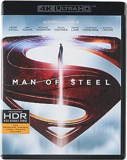 Man of Steel 4K Ultra HD