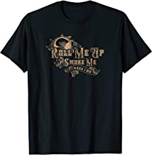 Willie Nelson - Roll Me Up and Smoke Me Tee