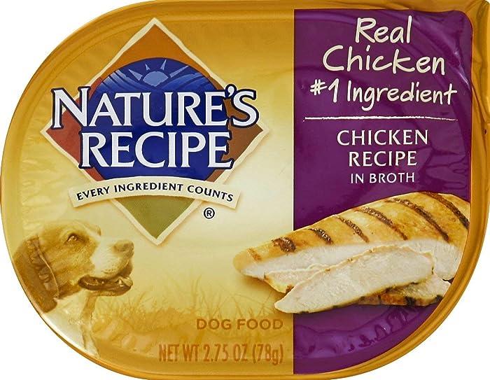 The Best Cat Food Nature Recipe Chicken 30521 52223
