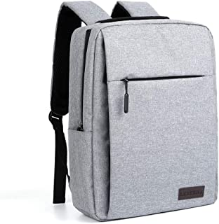 Business Laptop Backpack Laptop Bag Fits 15 Inches Notebook with USB Charging Port Travel Computer Bag Water Resistant Sch...