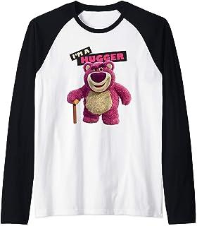 Disney and Pixar's Toy Story 3 Lotso I'm a Hugger Manche Raglan