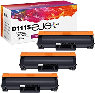 ejet D111S MLT-D111S Cartucce Toner Compatibile per Samsung MLT-111S 111S per Samsung Xpress SL-M2070 SL-M2026 SL-M2020 S...
