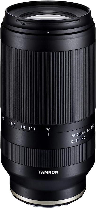 70-300mm F/4.5-6.3 Di III RXD (A047) ソニーEマウント