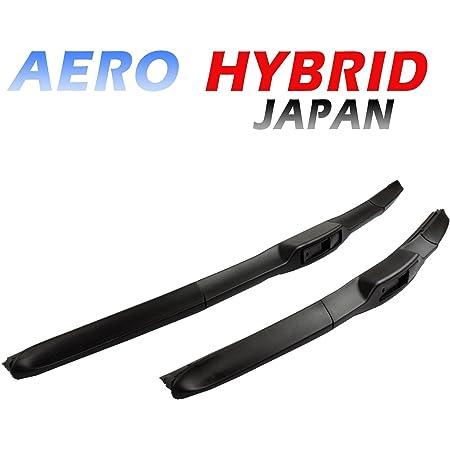 Aero Hybrid Japan 600 450 Scheibenwischer Black Line Edition Auto
