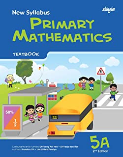 New Syllabus Primary Mathematics Textbook 5A (2nd Edition)