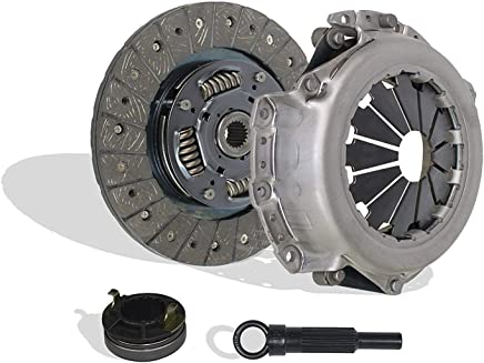 Clutch Kit Seco Works With Hyundai Accent Gl Gls Gt Base Sedan Hatchback 2001-2008
