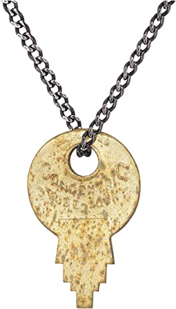 Wise Lock Necklace