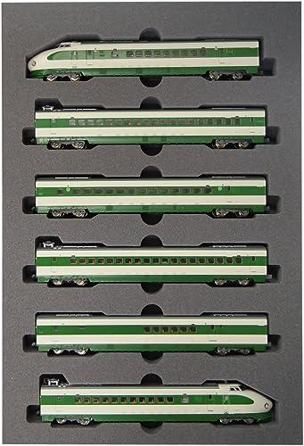 Series 200 Tohoku Joetsu Shinkansen (Basic 6-Car Set) (Model Train)