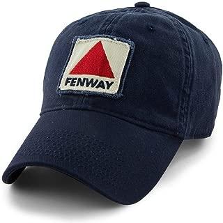 Boston Fenway Patch Pastime Adjustable Navy Hat