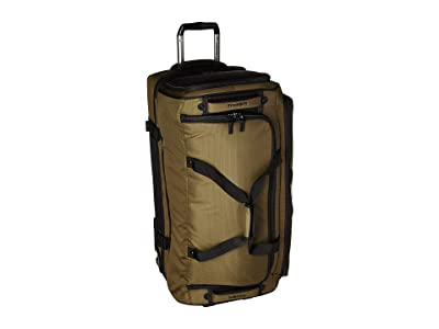Travelpro BOLD by Travelpro 30 Drop Bottom Rolling Duffel (Olive/Black) Duffel Bags
