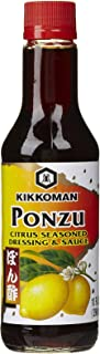 Kikkoman Ponzu Sauce, Bottle, 10 Ounce