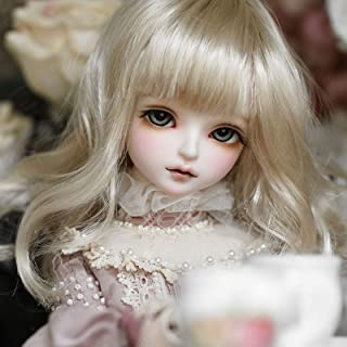 LWYJ Original Design 1/4 BJD Doll 44cm 17.32Inch Princess Dolls Ball Joints SD Doll with Full Set Clothes Shoes Wig Makeup...