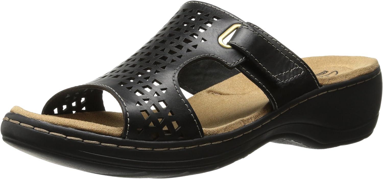 Clarks Women's Hayla Samoa Wedge Sandal