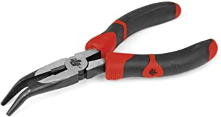 Performance Tool W30732 Curved Long Nose Pliers, 6