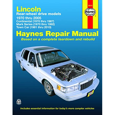 amazon.com: haynes 43010 technical repair manual: automotive  amazon.com
