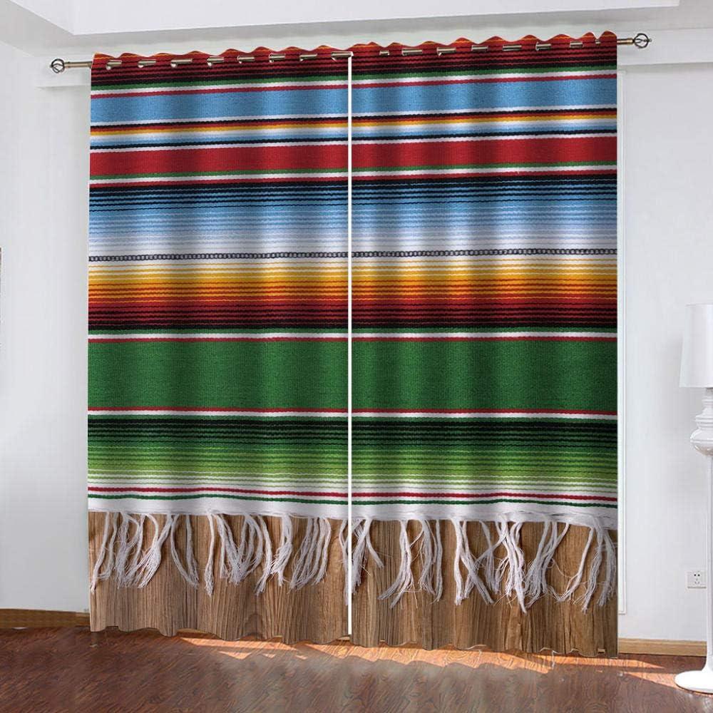 Ejiawj Blackout Curtains San Antonio Mall Panels for Over item handling Window - Bedroom T Treatment