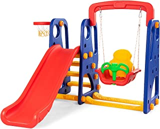 toddler swing sets and climbers
