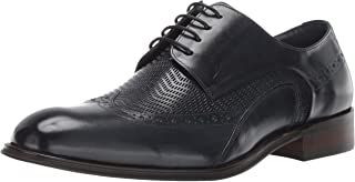 STACY ADAMS Men's Maguire Wing-tip Lace-up Oxford
