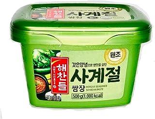 Haechandle Ssamjang Seasoned Soybean Paste 500 gm