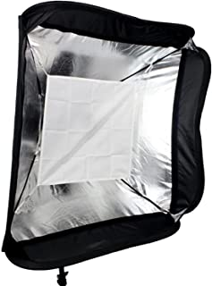 Godox 80x80cm foldable SoftBox Bag For S-type Bowens Elinchrom Mount Bracket Camera Flash (Only 80x80cm Soft Box)