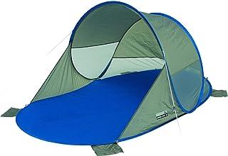 comprar comparacion High Peak Calvia Refugio de Playa Pop up, Unisex Adulto, Azul/Gris