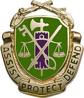 Regimental Crest Military Police (MP)
